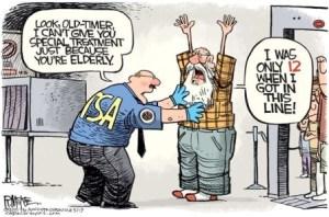 TSA Dale Yeager Blog