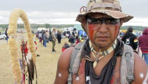 Dale Yeager Blog Native American Protests