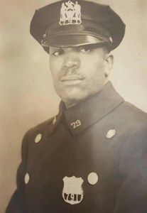 William Brown's 20-year career with the NYPD ended in 1968 at the rank of detective, (Photo: NYPD)