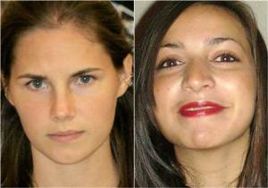 Amanda Knox and Meredith Kercher