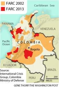 FARC Colombia