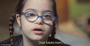 French ban on Down Syndrome Ad