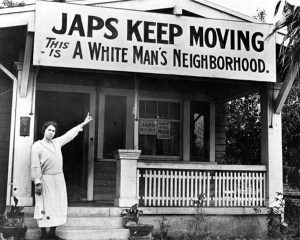 FDR Japanese-Americans internment