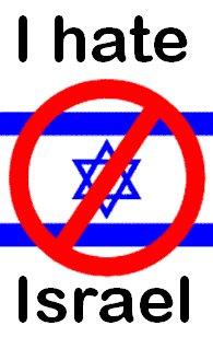 I hate Israel